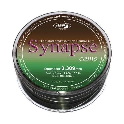 Valas Synapse Carp Camo Katran